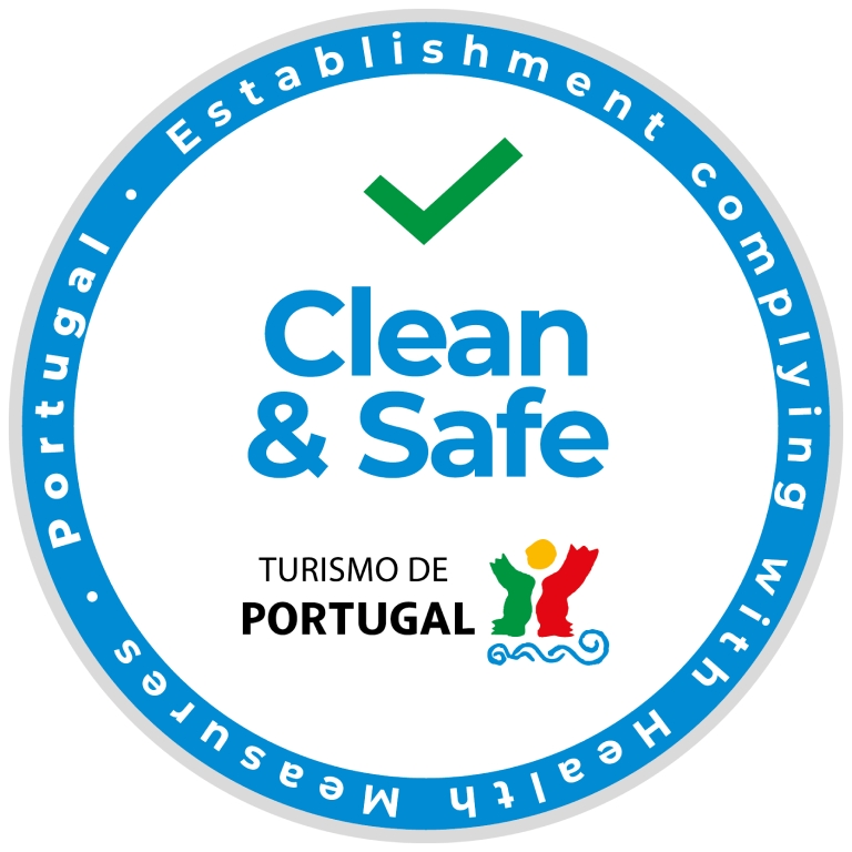 Clean & Safe Badge